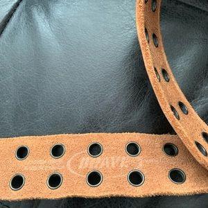 Brave Accessories - Brave brand belt.
